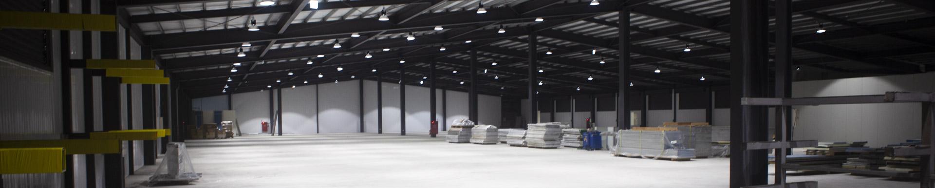 庫板- 可立穩科技股份有限公司- 無塵室、工廠隔間、防火隔間、廠房隔間